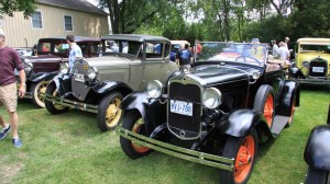 WHITCHURCH-STOUFFVILLE<br /> 45th Annual Classic Car Show <br /> August 12 2018
