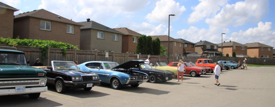 MAPLE HEALTH CENTRE CLASSIC CAR SHOW<br />September 15 2018