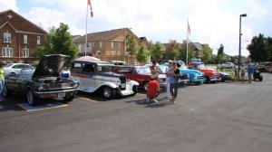 SHERWOOD CLASSIC CAR SHOW <br />September 15 2018