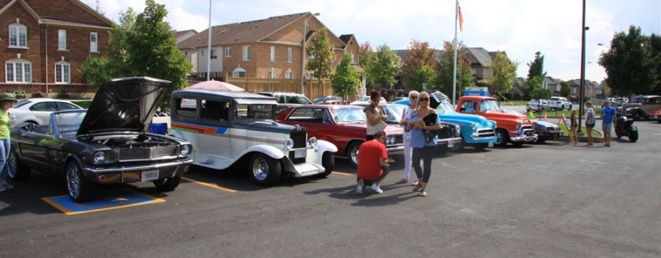 SHERWOOD CLASSIC CAR SHOW <br />September 15 2018