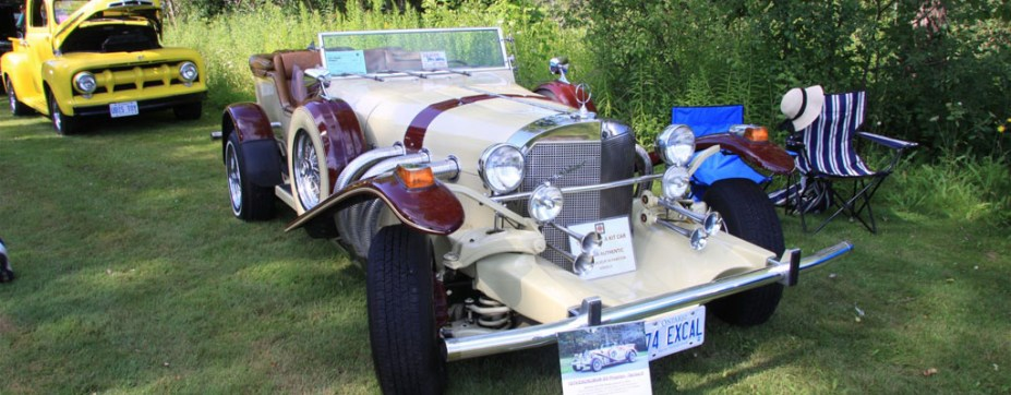 Antique & Classic Car Show<br />Whitchurch-Stouffville<br />August 11 2019