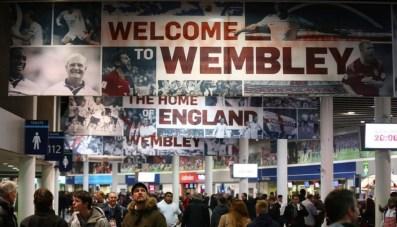 Wembley Trip