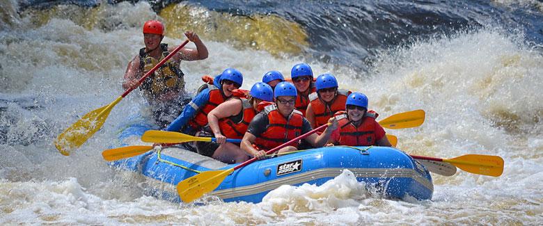 Rafting Star River Whitewater Resort