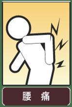 腰痛・トロン温泉(人工温泉)で宣伝広告で表示できる効能効果