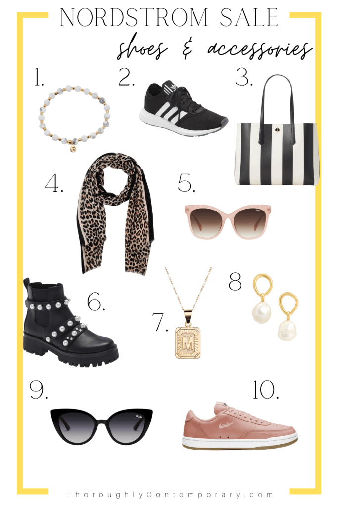 Nordstrom Sale Shoes, Jewelry, Sunglasses, and Accessories