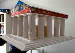 Roman Temple - TMG