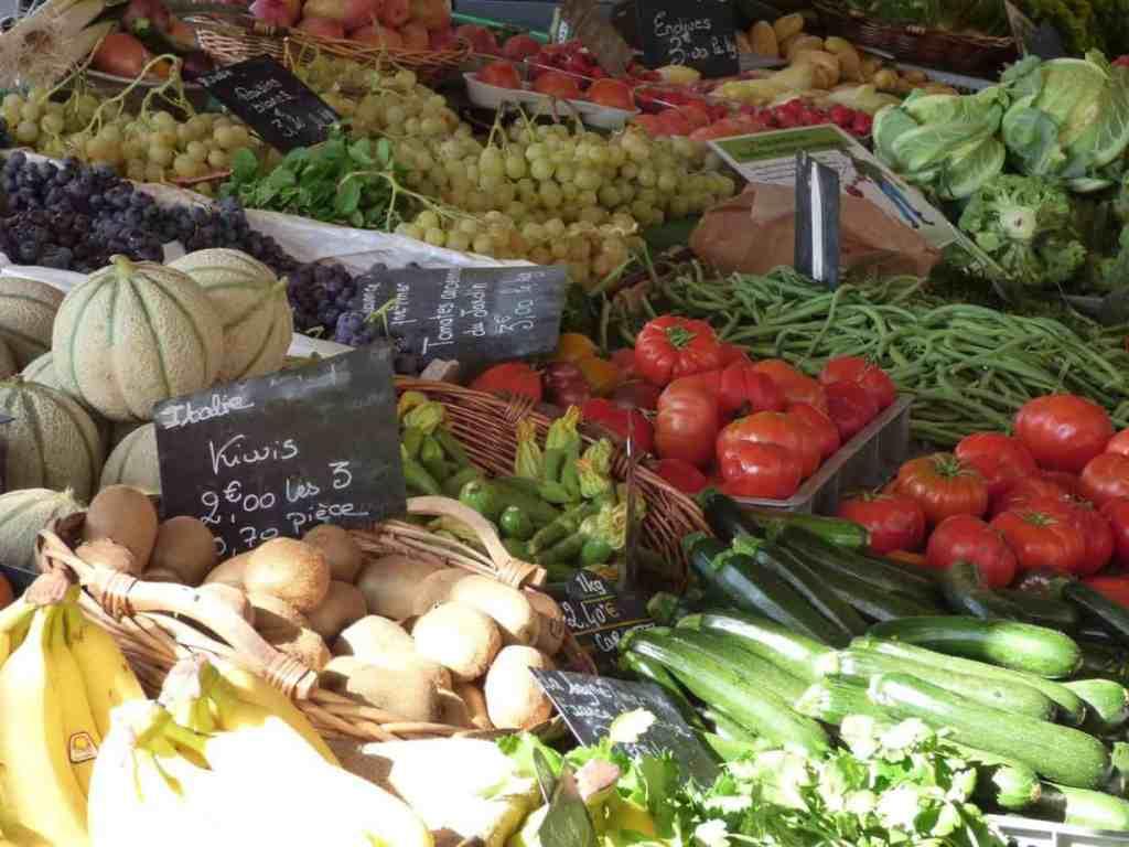 Sanary Market