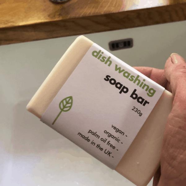 Washing Up Soap Bar