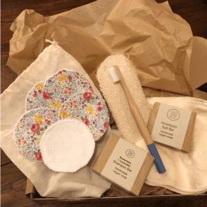 Zero Waste Bathroom Essentials Box