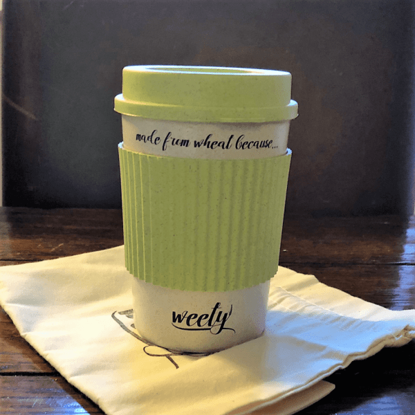 Reusable Cup Zero Waste On the Go