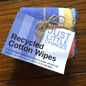 Reusable Cotton Cloths