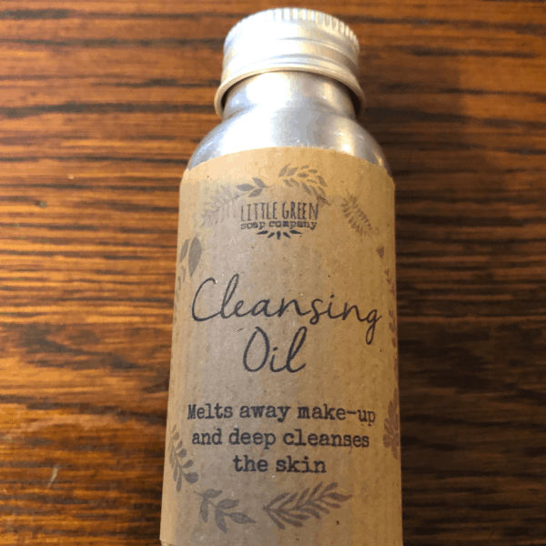 Natural Oil Face Cleanser