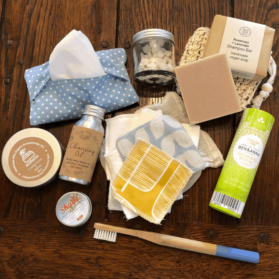 Zero Waste Essentials Travel Kit