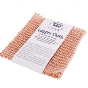 Copper cleaning cloth