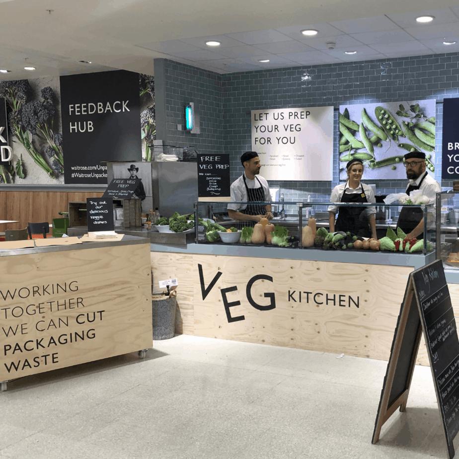 plastic free veg