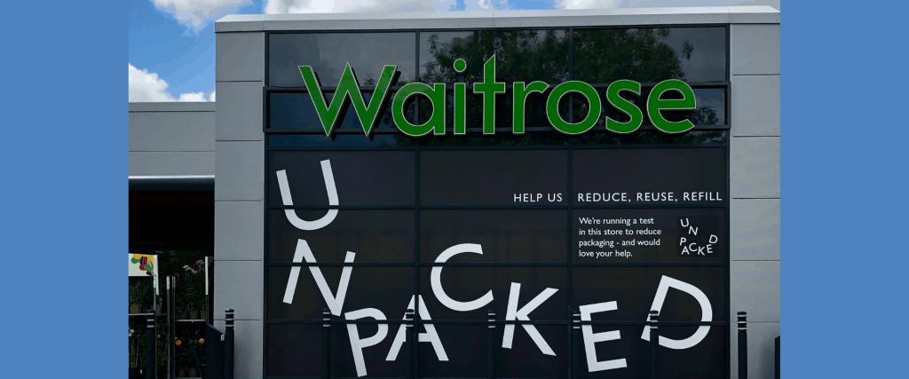 Waitrose Unpacked