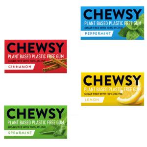plastic free chewing gum