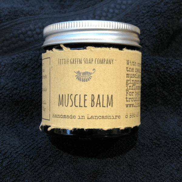 Natural Muscle Balm
