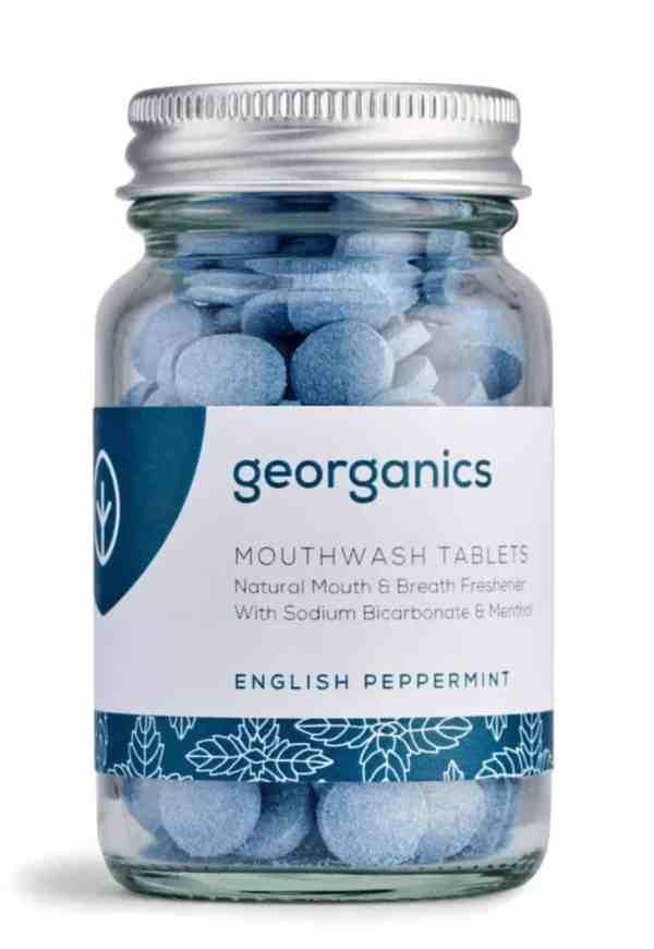 Mouthwash Tablets