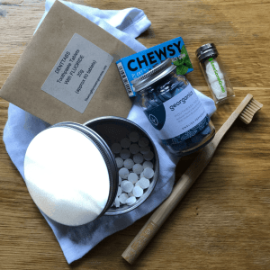 3 month plastic free dental care bundle
