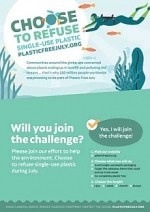 What is Plastic Free July?