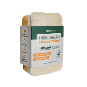 Compostable Sponge Scourer