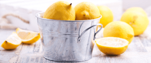 Use lemons for cleaning