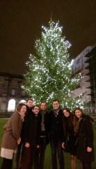 Amy, Jason, Dermot, Gearóid, Emanuele, Sandra & June