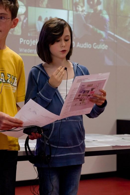 Audioguide Europäische Schule Karlsruhe