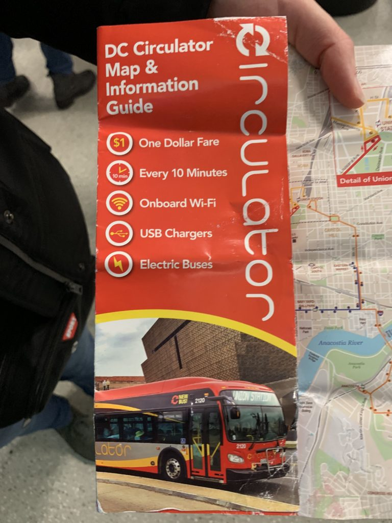 Washington Circulator