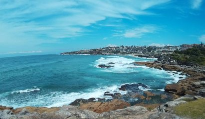 Views from Coogee Walk