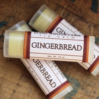 Those London Chicks - Gifts For Her Gingerbreadlipbalm