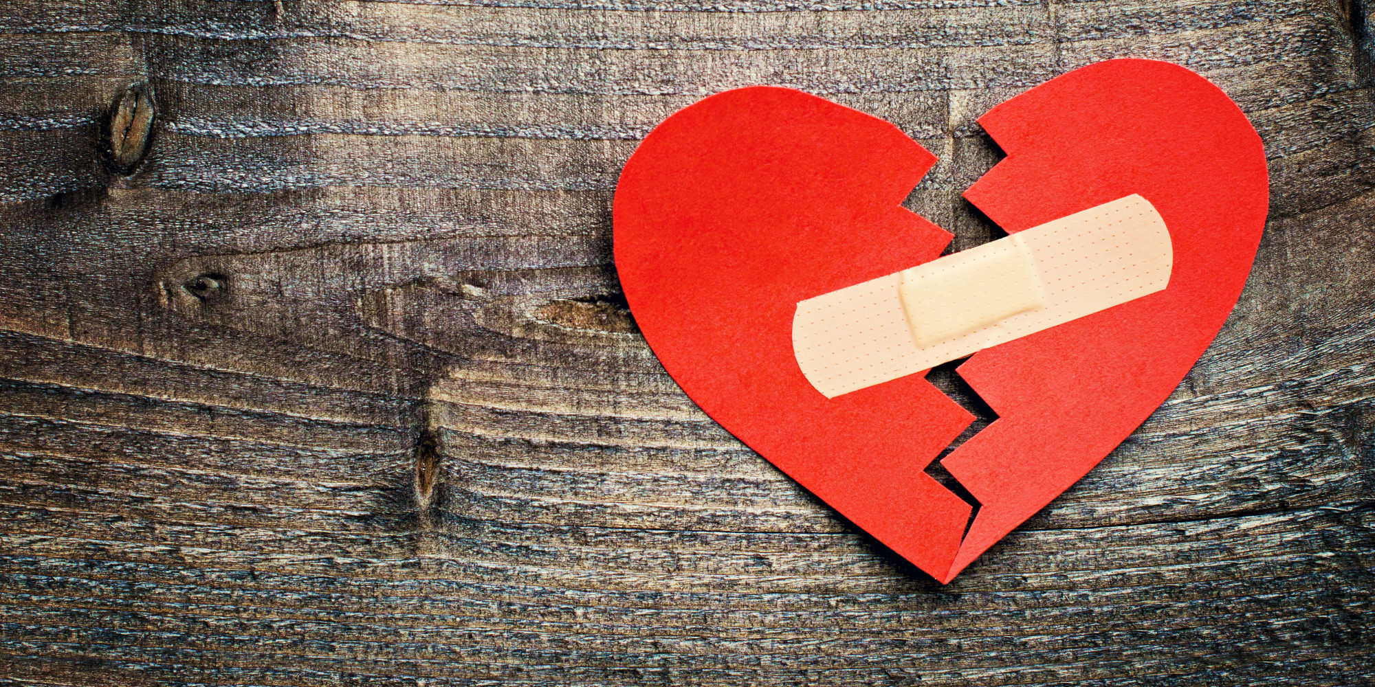 3 steps to free your heart after parting