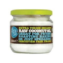 Lucy Bee Extra-virgin-organic-coconut -oil