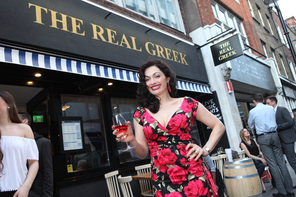 tonia-buxton-the-greek-reastaurant-thoselondonchicks
