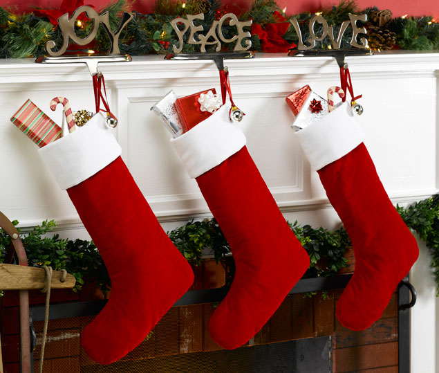 Christmas-Stocking-Red-Velvet-White-Cuff-Group-Personalized