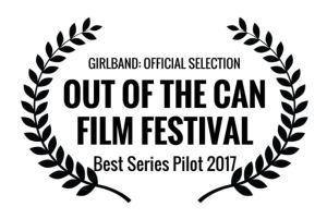 OUT OF THE CAN 2017, GIRLBAND, THOSE THREE GIRLS, FILM FESTIVAL