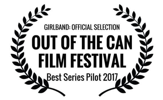 OUT OF THE CAN 2017, GIRLBAND, THOSE THREE GIRLS, FILM FESTIVAL, LUCY BARNETT, CARLY SHEPPARD, SUSANNAH ADELE