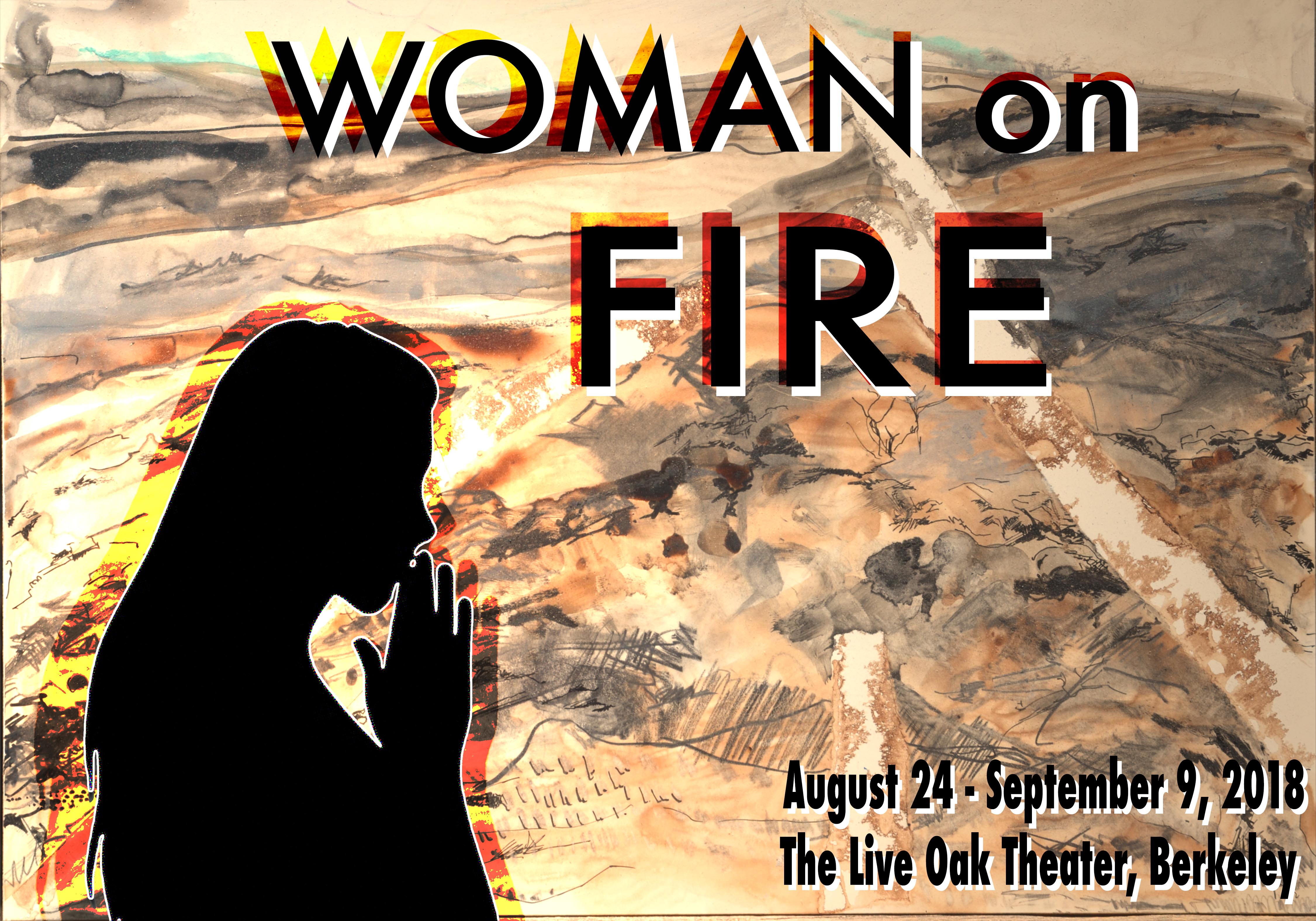 West Coast Premiere of Woman on Fire