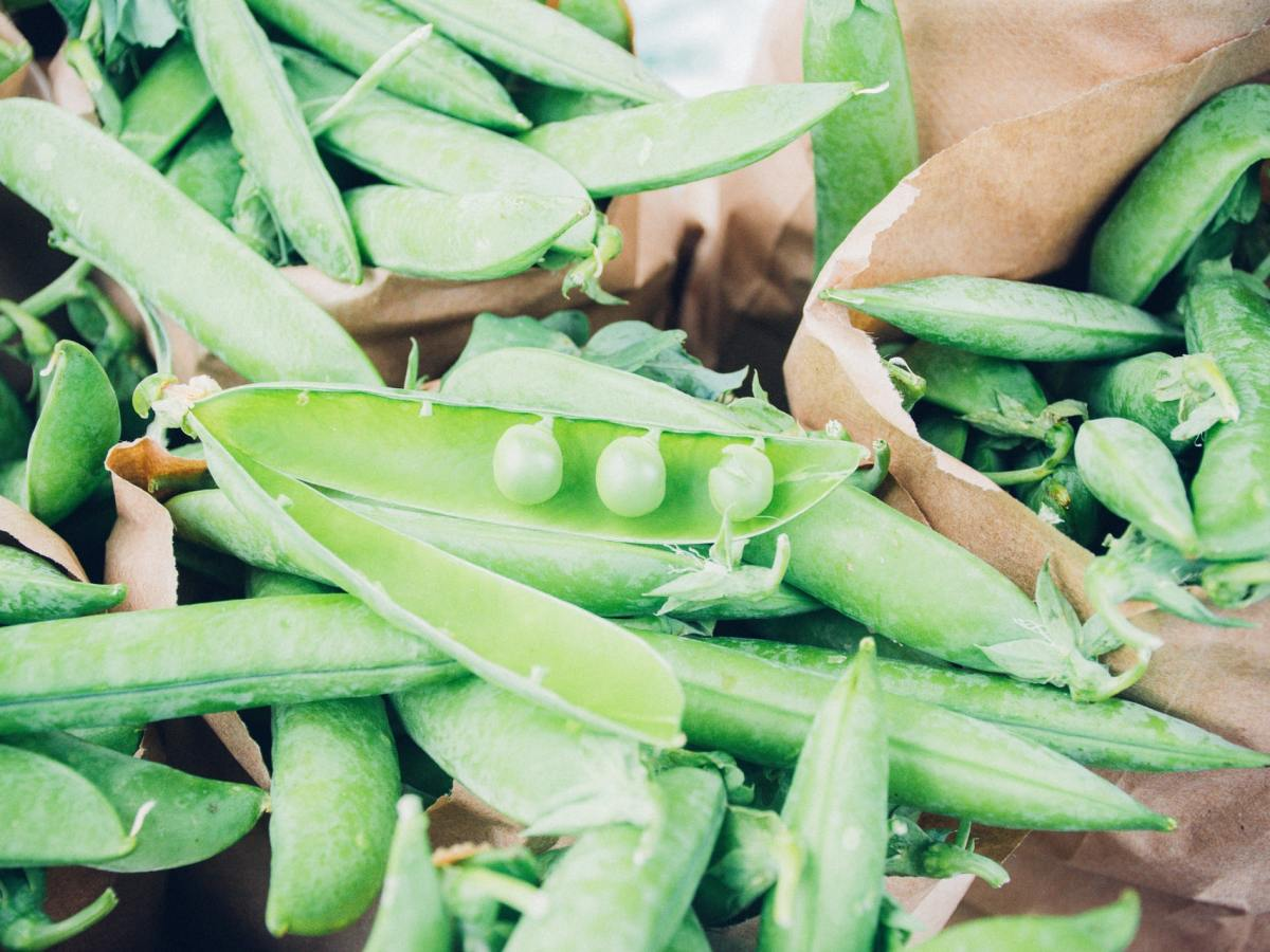 A bunch of peas in a pod (thanks to @jruscello on Unsplash)