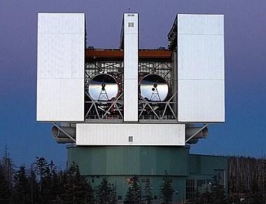 Telescópio do Vaticano LÚCIFER, que esta RASTREANDO EM SIGILO a chegada de um novo corpo celeste ao sistema solar