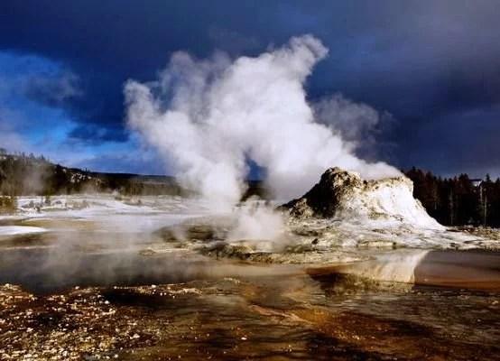 Yellowstone-calderas