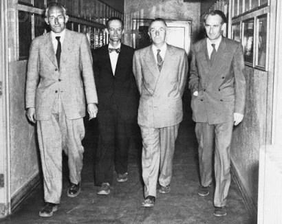 paperclip-Fritz Haber, Konrad J.K. Buettner, Hubertus Strughold, Heinz Haber,