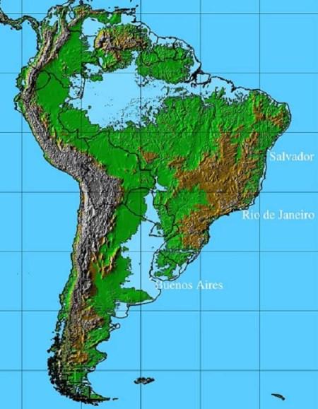 nivel-oceano-subir-100metros-áreas-alagadas