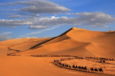 silk-road-desert-china