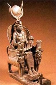 isis-madona-horus