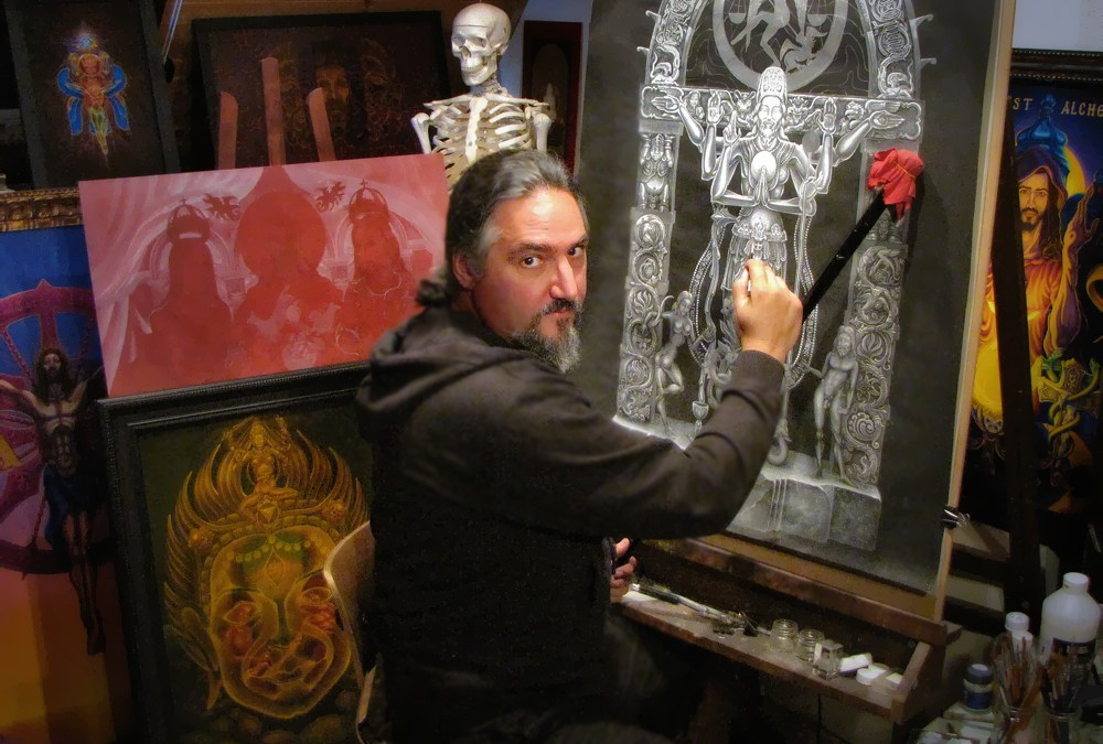 Season 4-Episode 21 – Gnosticism and Visionary Art-Laurence Caruana