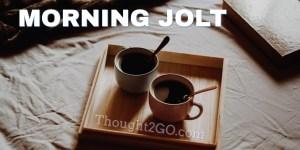 morning jolt
