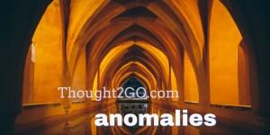 TTG-anomalies