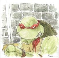 Leonardo (TMNT) - David Petersen